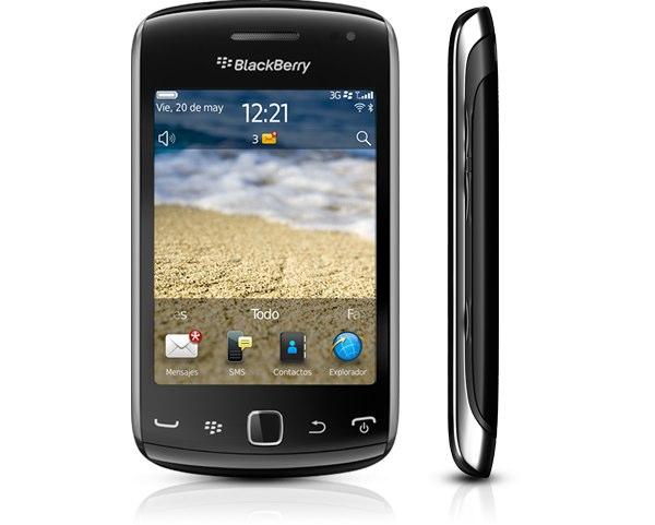 Điện thoại Blackberry 9380 - storm mini