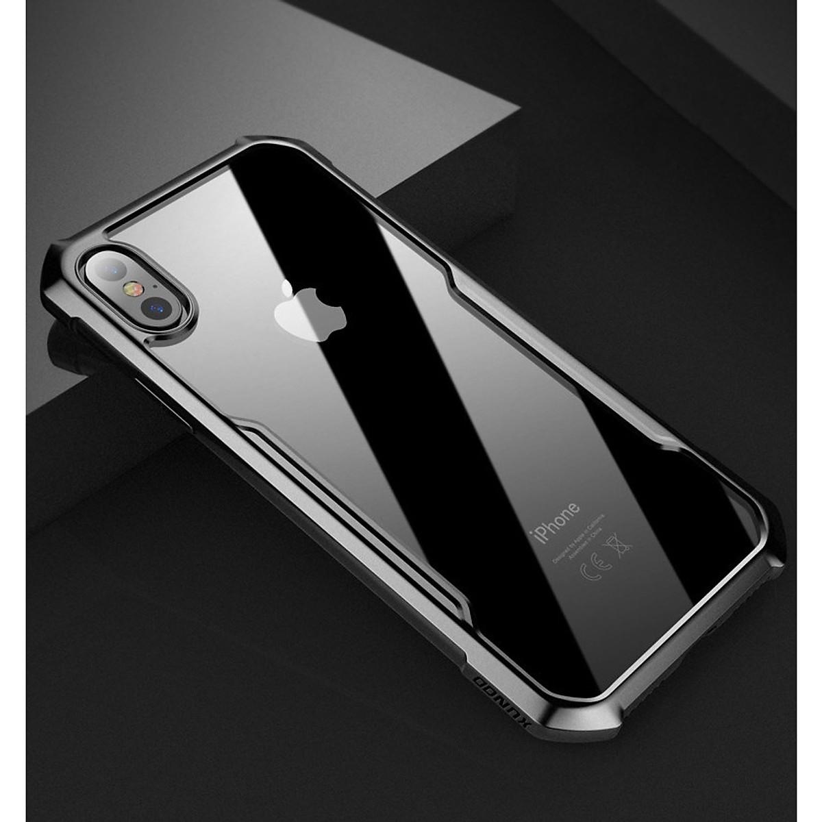ốp lưng cho iphone Xs max chống sốc - chính hãng Xundd