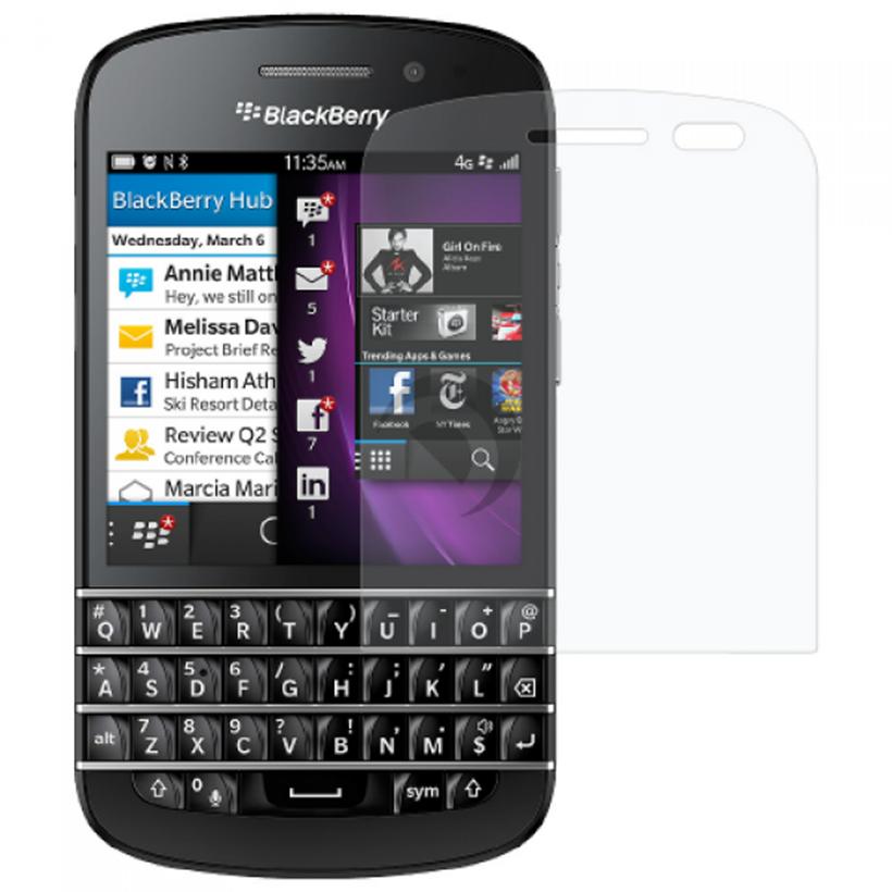 Miếng dán cường lực Blackberry Q10