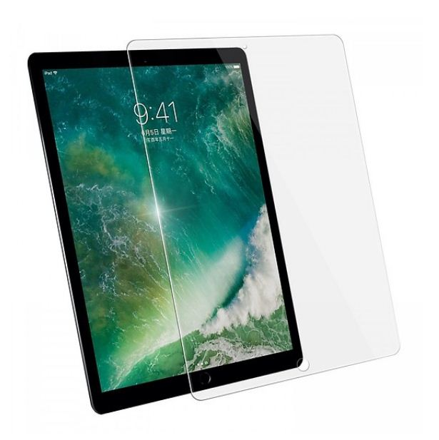 Miếng dán kính cường lực iPad Pro 10.5 2017 Vát cạnh 2.5D - Hàng nhập khẩu