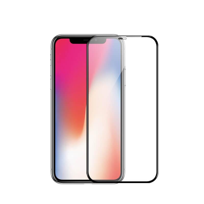 Dán cường lực iPhone X / Xs Full keo và từ tính - Hàng Nhập Khẩu