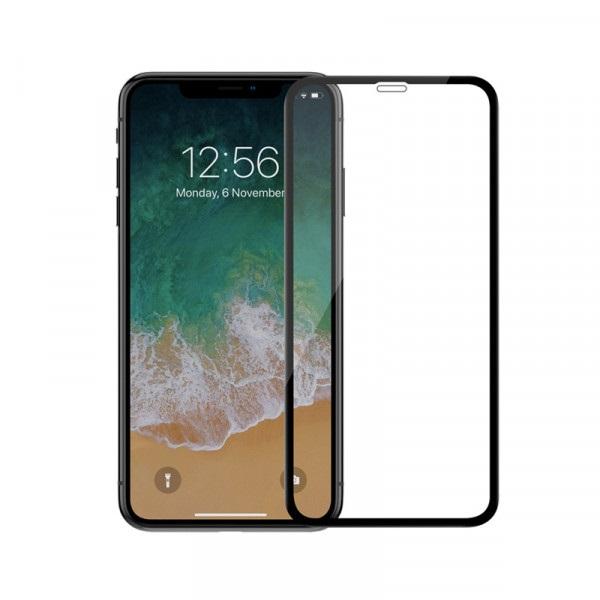 Dán cường lực iPhone Xs Max Full keo và từ tính - Hàng Nhập Khẩu