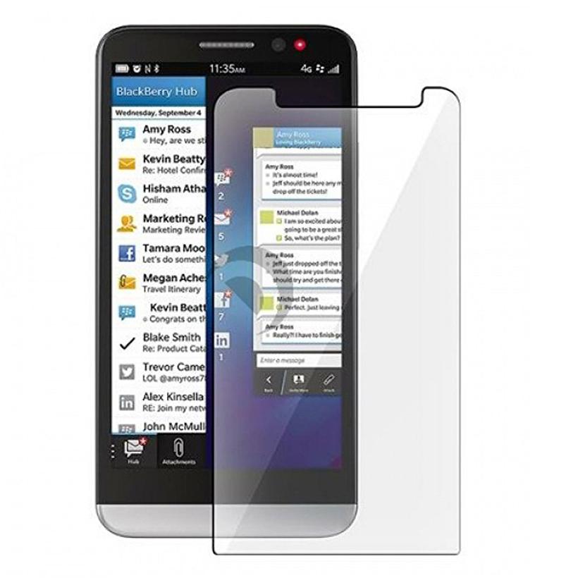 Miếng dán cường lực Blackberry Z30