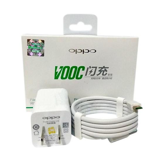 Bộ Sạc Nhanh Oppo VOOC 5V-4A chính hãng