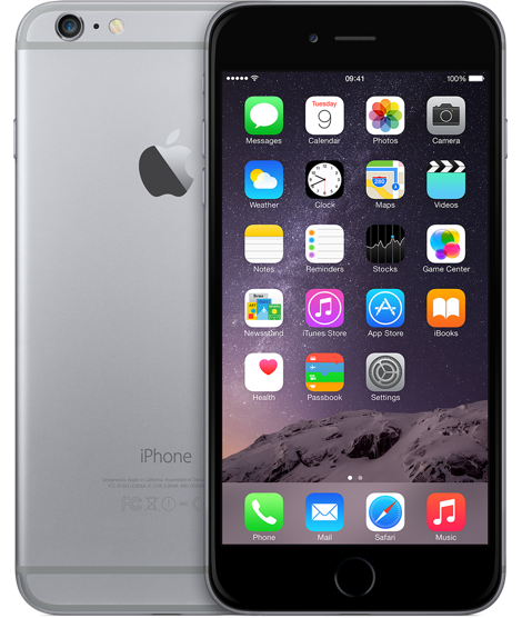 Iphone 6 64G Grey