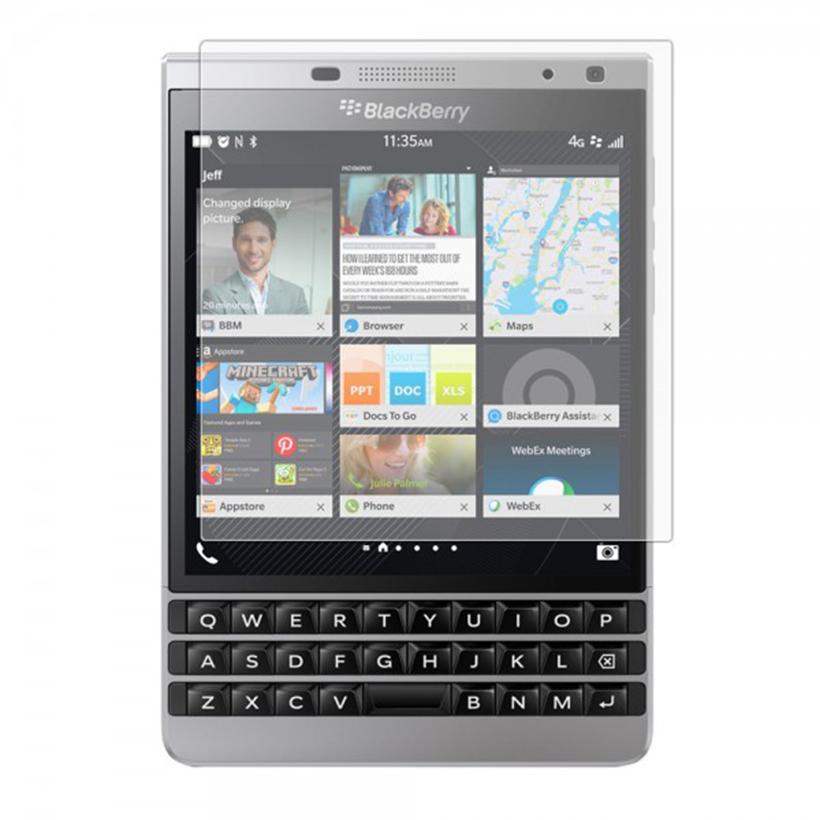 Miếng dán cường lực Blackberry passport sliver