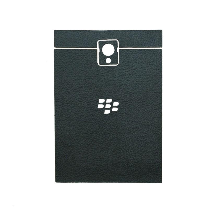 Miếng dán da bò cho blackberry Passport