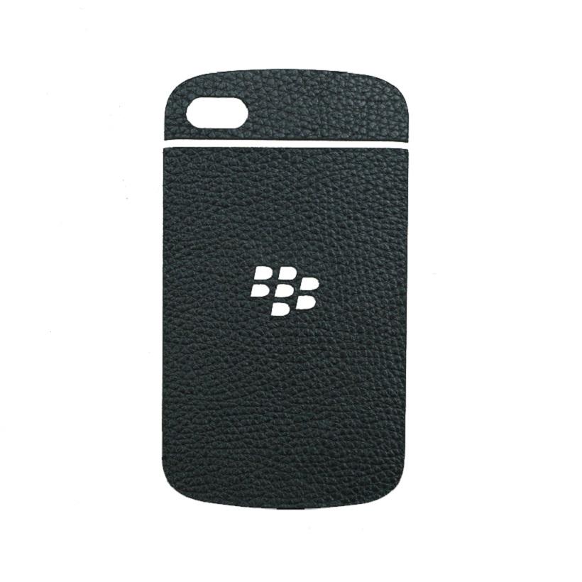 Miếng dán da bò cho blackberry Q10