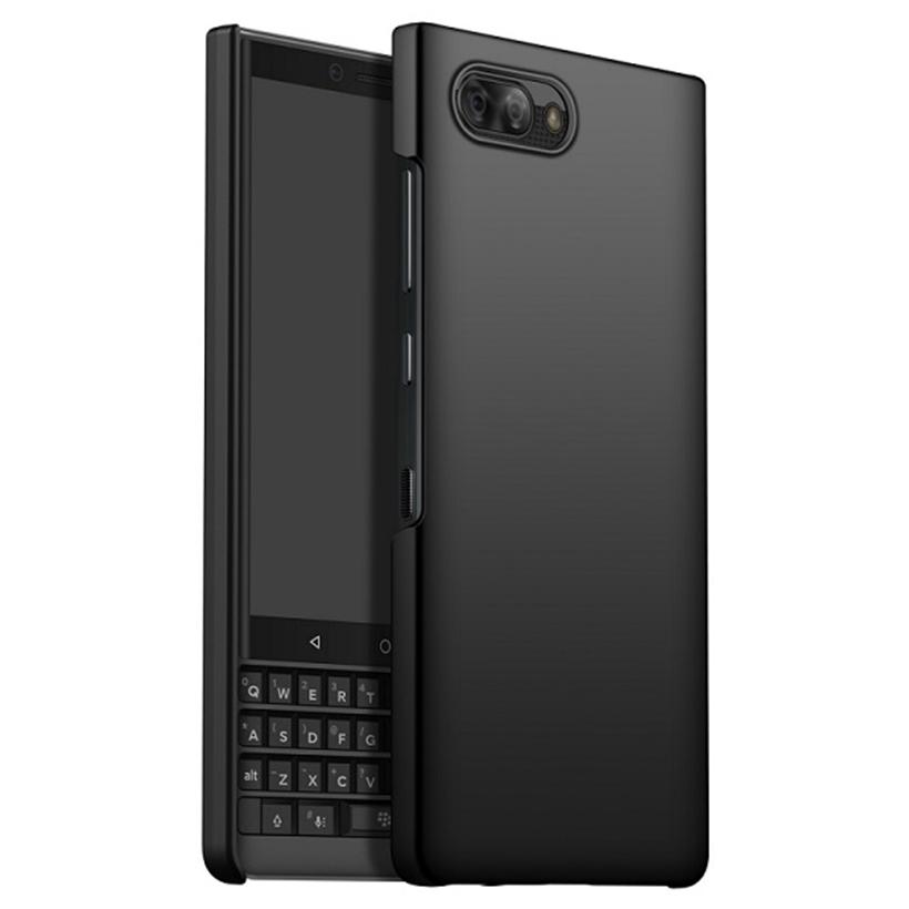 Ốp lưng nhựa đen sikai Keytwo -Key2 -K2