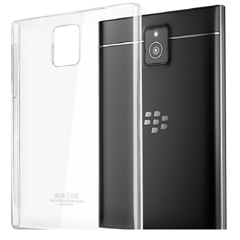 Ốp trong suốt phủ nano imask Blackberry Passport